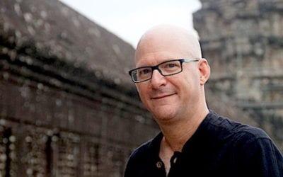 World Traveler, Global Author, Creative Coach & Like Minded ADHD Man Dave Fox
