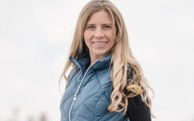 ADHD Author Outdoors Advocate and Health Educator Tedi Searle